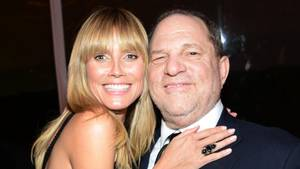 Heidi Klum, Harvey Weinstein
