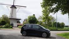"""Für Touren bis 200 Kilometer ist das Elektroauto problemlos nutzbar, wenn man im Sparmodus """"Eco Pro Plus"""" unterwegs ist. Hilfreich ist die Energierückgewinnung, die sich vor allem im Stadtverkehr bemerkbar macht."""
