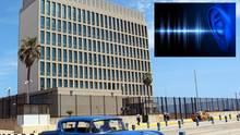 Die US-Botschaft in Havanna