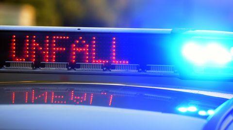Symbolbild Polizei Freitag, der 13.