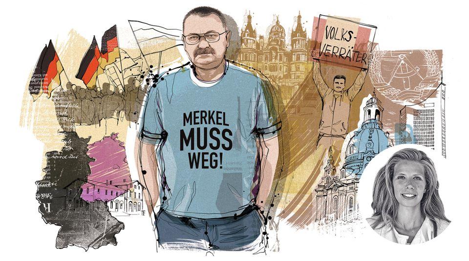 """Brief an einen AfD-Wähler: """"Lieber vierter ostdeutscher Mann..."""""""