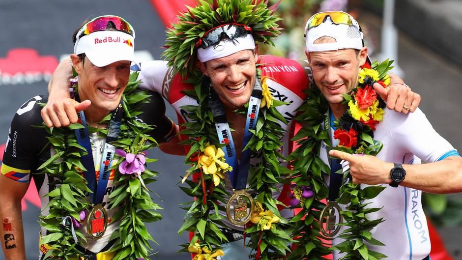 Mythos Ironman Hawaii: Die Gewinner des Ironman 2016
