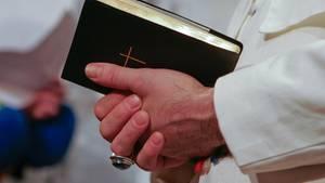 Das Kirchenoberhaupt der Papst
