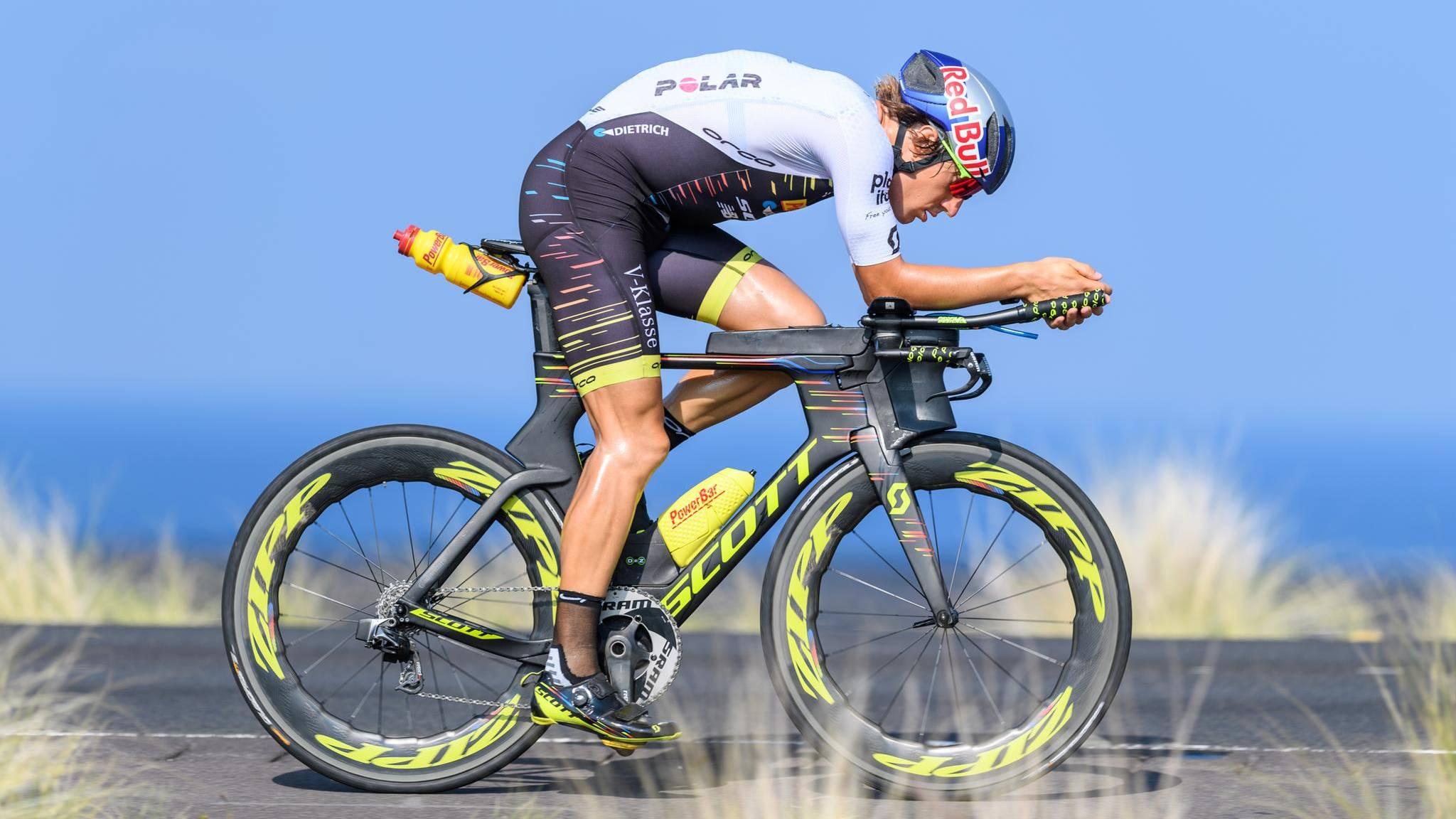 Sebastian Kienle: Volles Risiko beim Ironman Hawaii 2017