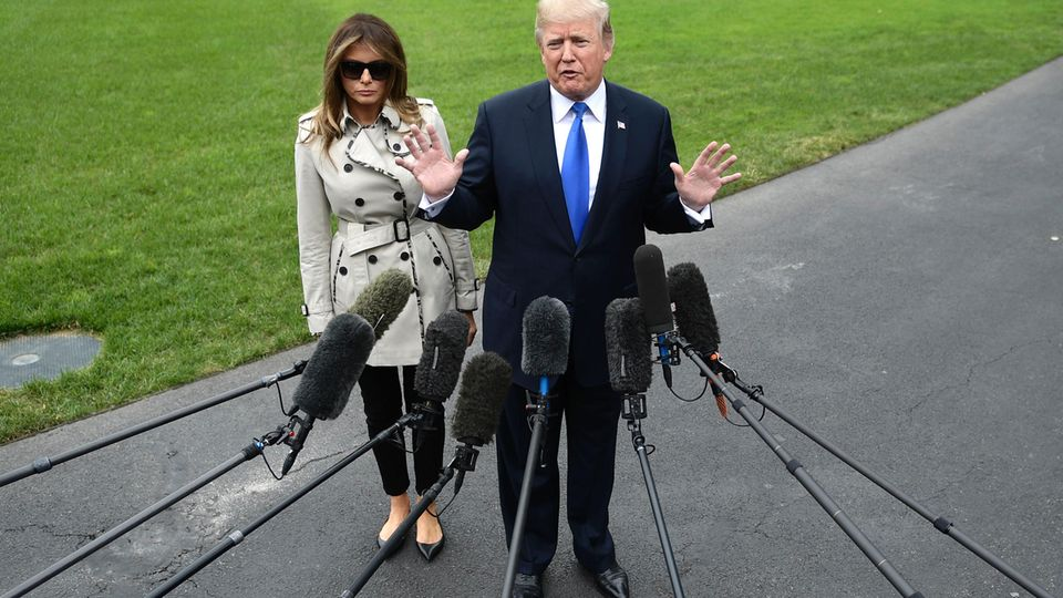 Der Iran-Deal sei eines der schlechtesten Abkommen der Geschichte, betont Donald Trump.