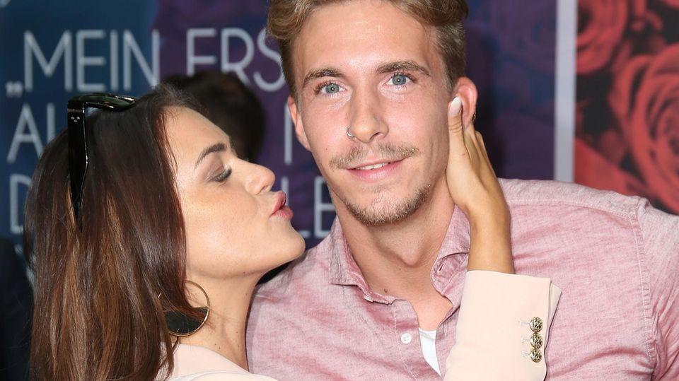 Bachelorette Jessica Paszka und David