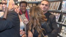 Roberto und Patricia Blanco auf der Frankfurter Buchmesse