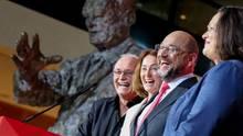 Niedersachsen SPD Martin Schulz