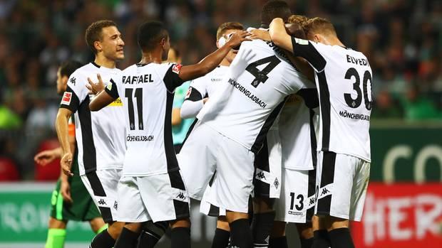 Werder Bremen Borussia Mönchengladbach