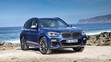 BMW X3 M40i xDrive - startet bei über 66.000 Euro