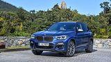BMW X3 M40i xDrive - bei 250 km/h wird abgeriegelt