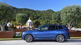 BMW X3 M40i xDrive - mittlerweile 4,72 Meter lang