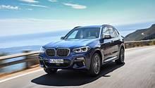 BMW X3 M40i xDrive - jede Menge Dynamik und Fahrspaß
