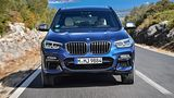 BMW X3 M40i xDrive - LED-Licht ist nicht serienmäßig