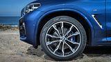 BMW X3 M40i xDrive - 20 Zoll sind Serie