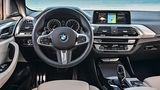 Das Cockpit des BMW X3 M40i xDrive