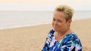 Karin Näther träumt ebenfalls von einem Leben am Goldstrand von Bulgarien
