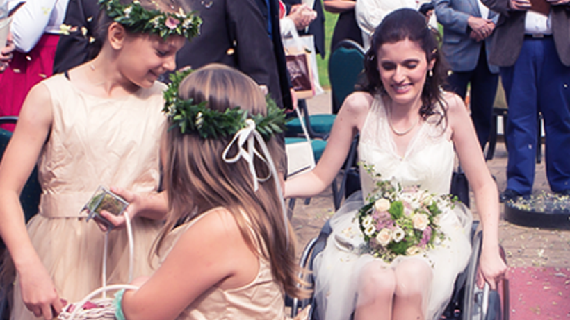 Meine Hochzeit Mit Behinderung An Diesem Tag Geht Es Nicht