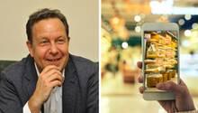 Ralf Kleber, Deutschlandchef von Amazon, im Gespräch