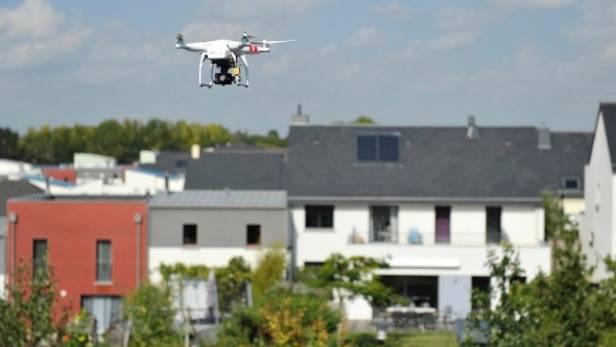 Drohne Regeln