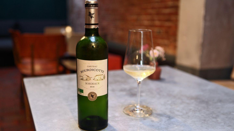 Was ist das für ein Wein?Château Bourdicotte, Bordeaux, 2016  Wie viel kostet er?8 Euro