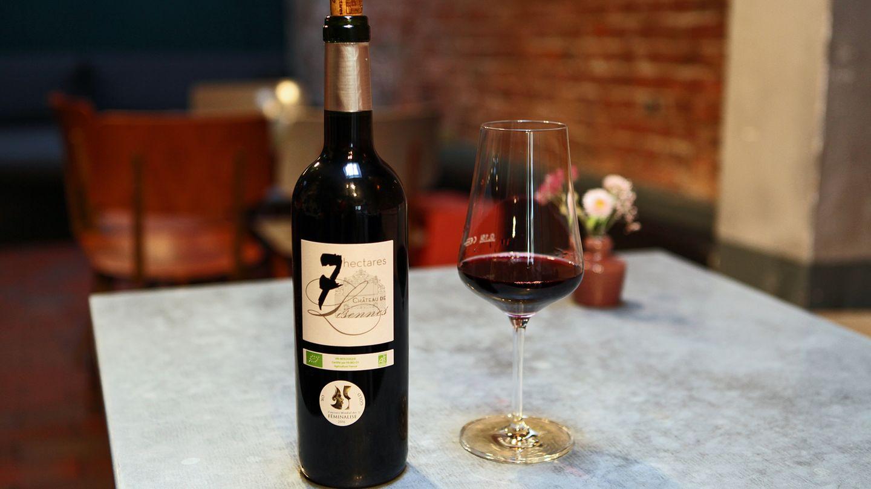 Was ist das für ein Wein?Château de Lisenne, 7 hectares, Bordeaux, 12 Prozent, 2015  Wie viel kostet er?etwa 8 Euro