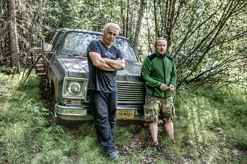 Yukon: Rammstein-Sänger Till Lindemann und Joey Kelly