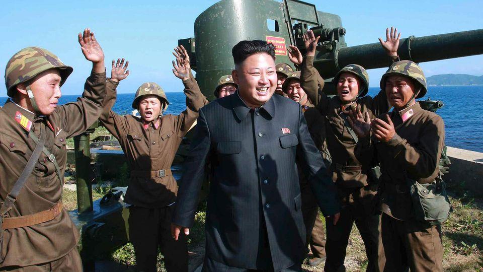 Hackerattacken gegen Feinde: Kim Jong Un fährt einen noch radikaleren Kurs als sein Vater