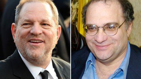 Harvey und Bob Weinstein