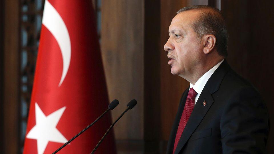 Türkei: Präsident Recep Tayyip Erdogan