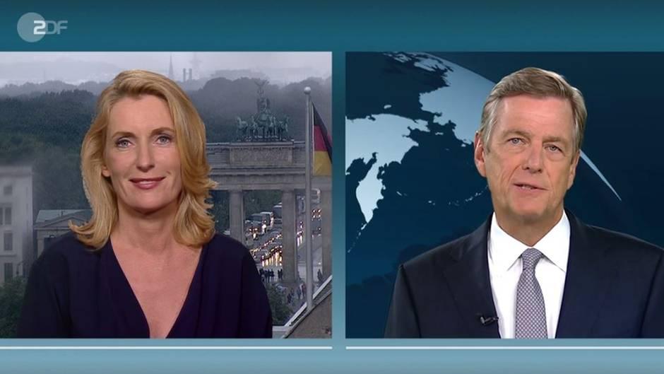 Maria Furtwängler, Claus Kleber