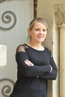 Als Praktikantin hinterließ Manon Deville einen bleibenden Eindruck. Heute ist sie technische Direktorin des Château de la Rivière in Fronsac bei Bordeaux.