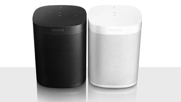 Der Sonos One hat eine Touchoberfläche