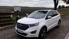 Ford Edge - in Europa nur als Diesel zu bekommen