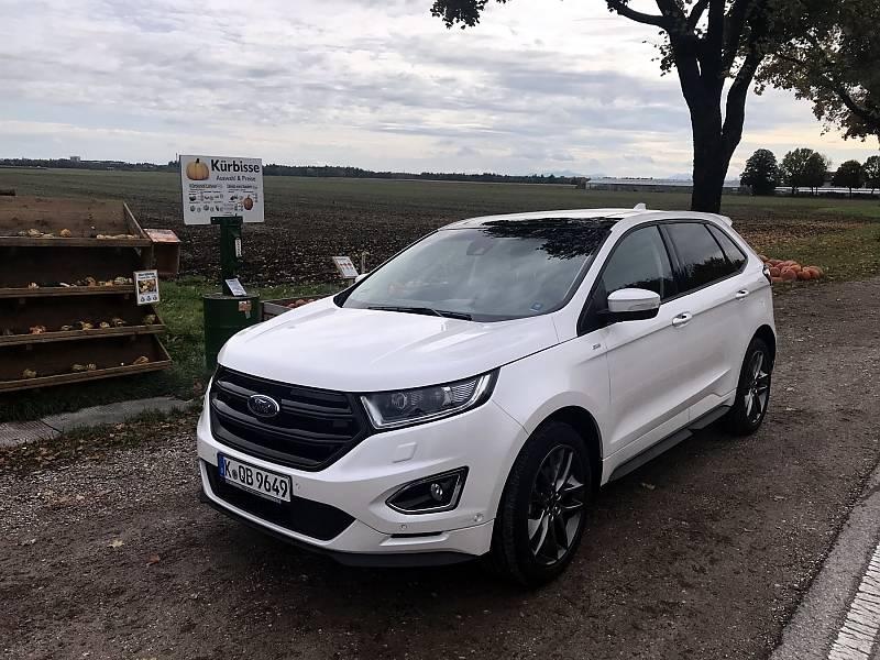 Ford Edge In Europa Nur Alssel Zu Bekommen