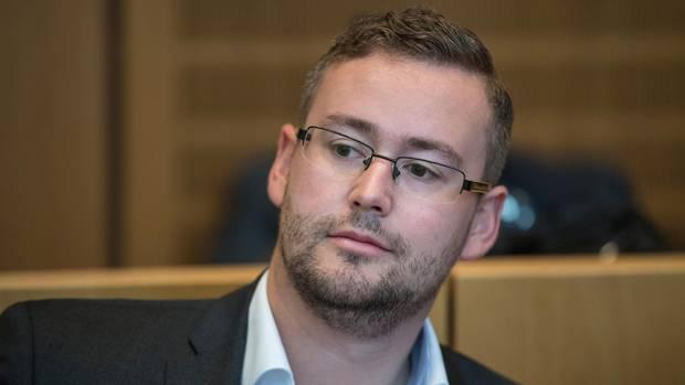 AfD-Politiker Sebastian Münzenmaier zu Bewährungsstrafe verurteilt
