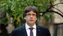 Carles Puigdemont hat das Ultimatum der Zentralregierung in Madrid verstreichen lassen