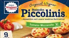 Wagner ruft Mini-Pizza wegen möglicher Glassplitter zurück