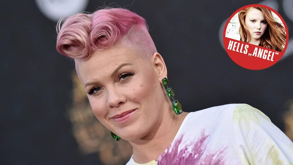 Pink hat mit einem Interview für Aufsehen gesorgt