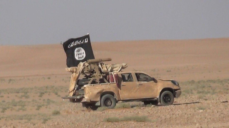 Der IS hat riesige Gebiete in Syrien und im Irak verloren