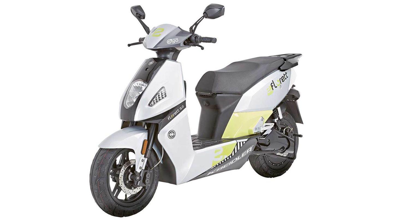 Elektro-Motorroller E-Scooter Kreidler e-Florett