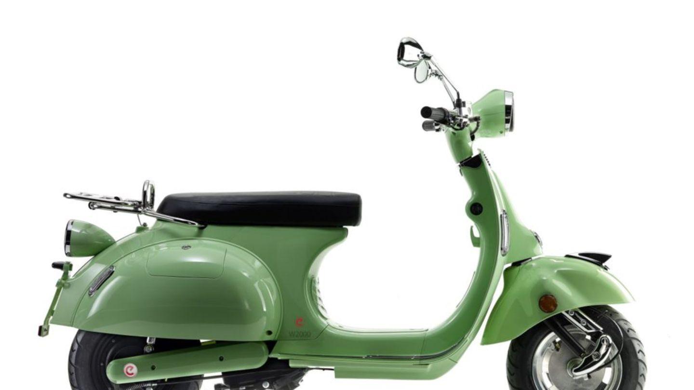 Elektro-Motorroller E-Scooter Emco Nova R 2000