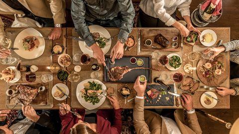 """Platz 9:Little London Bar & Grill, München  Die Bewertungen:""""Besser geht's nicht"""", """"DAS Haus für Steaks und Gin in München"""", """"Volltreffer"""""""