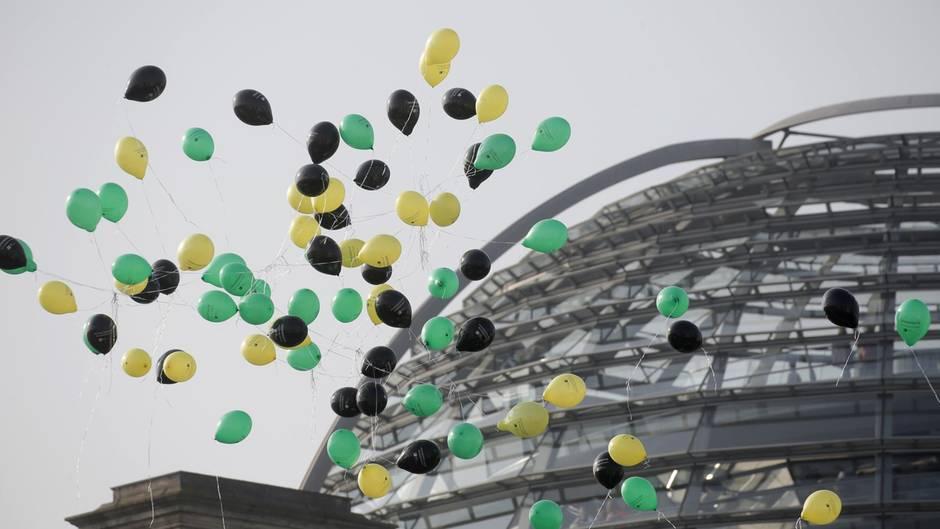 Heute beginnen in Berlin die Sondierungsgespräche der Jamaika-Koalition