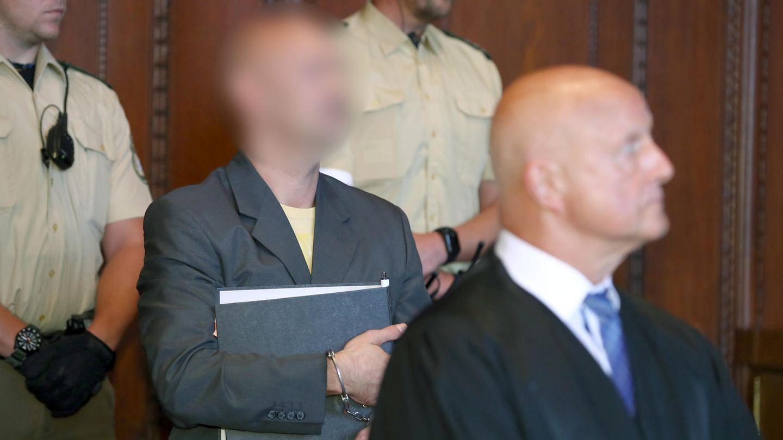 Der sogenannte Reichsbürger von Georgensgmünd, Wolfgang P., steht vor Gericht