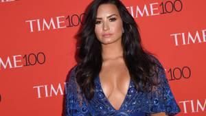 Sie kokste beim Disney-Channel - Demi Lovatos Drogenbeichte