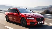 Jaguar XF Sportbrake 2.0