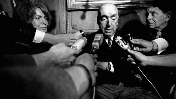 Pablo Neruda: Starb der Literaturnobelpreisträger durch Gift?