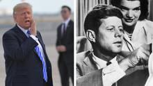 Donald Trump will Tausende Kennedy-Akten freigeben