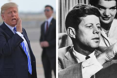 Jahrzehnte unter Verschluss: Trump will geheime Kennedy-Akten freigeben